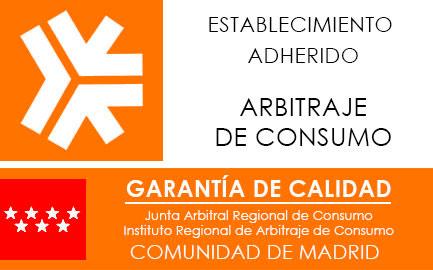 Establecimiento adherido Arbitraje de consumo Madrid - Compra tu Caldera