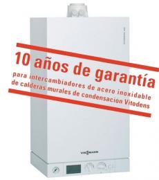CALDERA DE GAS VIESSMANN VITODENS 100-W 35 kW B1KA ER