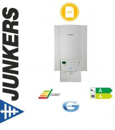 Caldera de gas condensación Junkers CerapurAcu Smart ZWSB 24/30-4E acumulación 48 litros