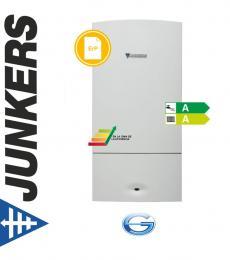 Caldera de gas condensación Junkers Cerapur Excellence ZSB 30-2E SOLO CALEFACCIÓN